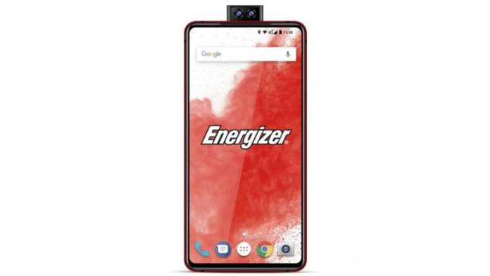 Energizer wants to enter the phone market, with a huge battery for the device