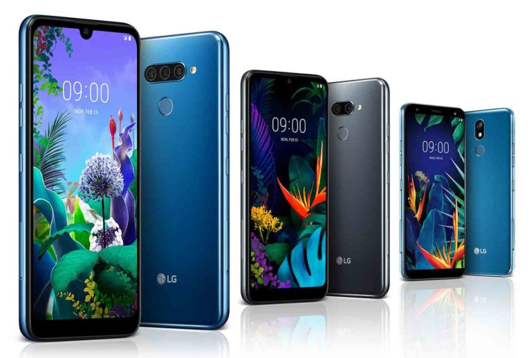 LG launches new line Q and K smartphones, including Q60 with triple camera