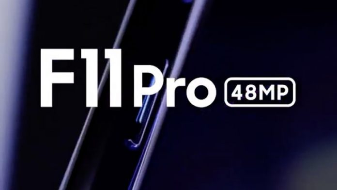 OPPO F11 Pro With 48MP To Be Launched Soon