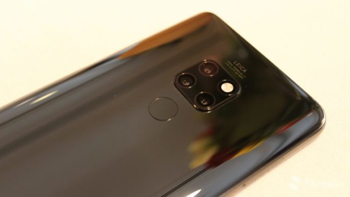 Official: Huawei will launch the new phone, P30, in the coming month