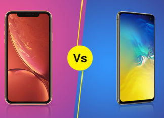 Reasons why the Galaxy S10E is better than the iPhone XR