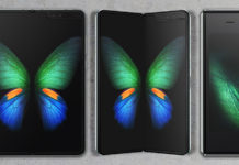 Samsung Galaxy Fold - All about first Samsung foldable phone