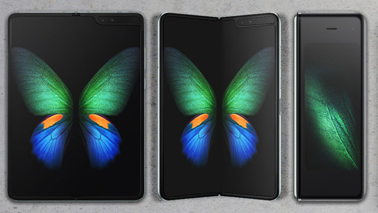 Samsung Galaxy Fold – All about first Samsung foldable phone