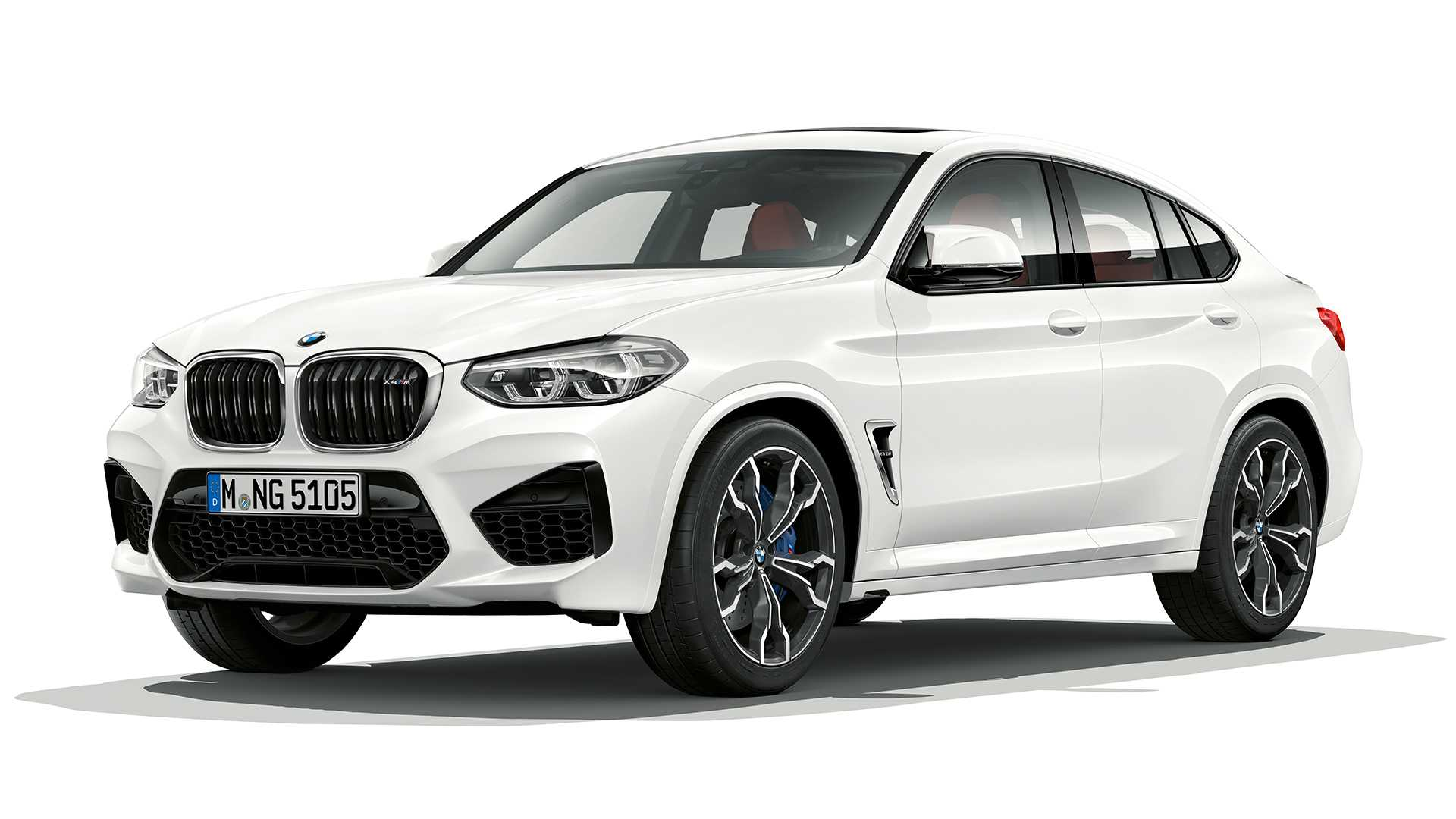 2020 Bmw X3 M And X4 M Competition Revealed Neoadviser