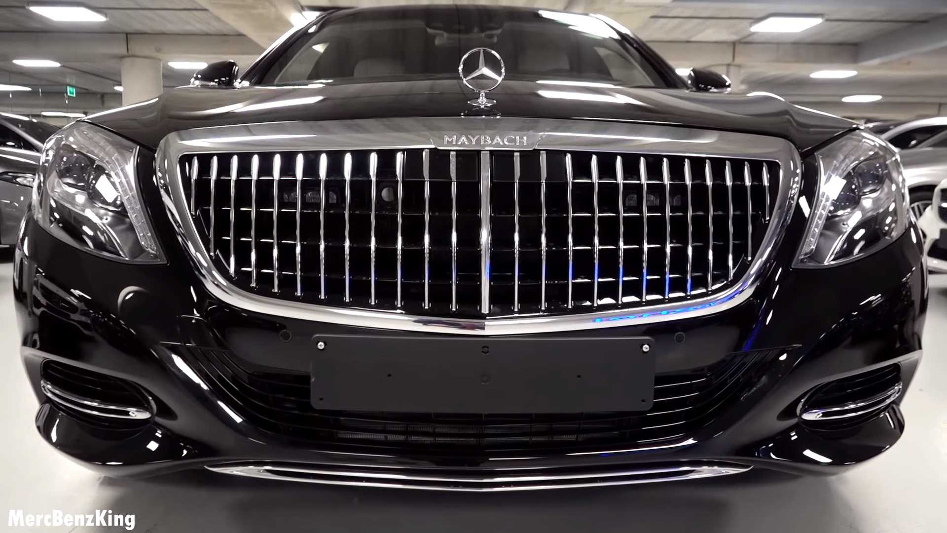 Meet the 2019 Mercedes-Maybach S600 Pullman Guard • neoAdviser