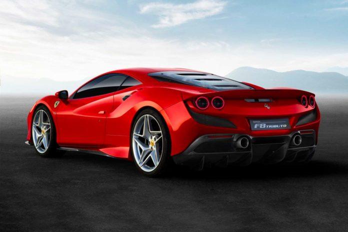 2020 Ferrari F8 Tributo Revealed