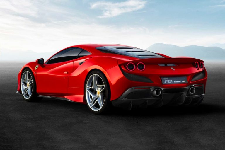 2020 Ferrari F8 Tributo Revealed