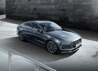 2020 Hyundai Sonata with a new design and much softer revealed