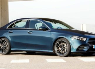 2020 Mercedes-AMG A35 Saloon revealed
