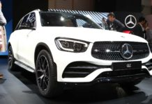 "2020 Mercedes-Benz GLC ""Facelift"" Revealed"