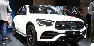 "2020 Mercedes-Benz GLC ""Facelift"" Revealed"