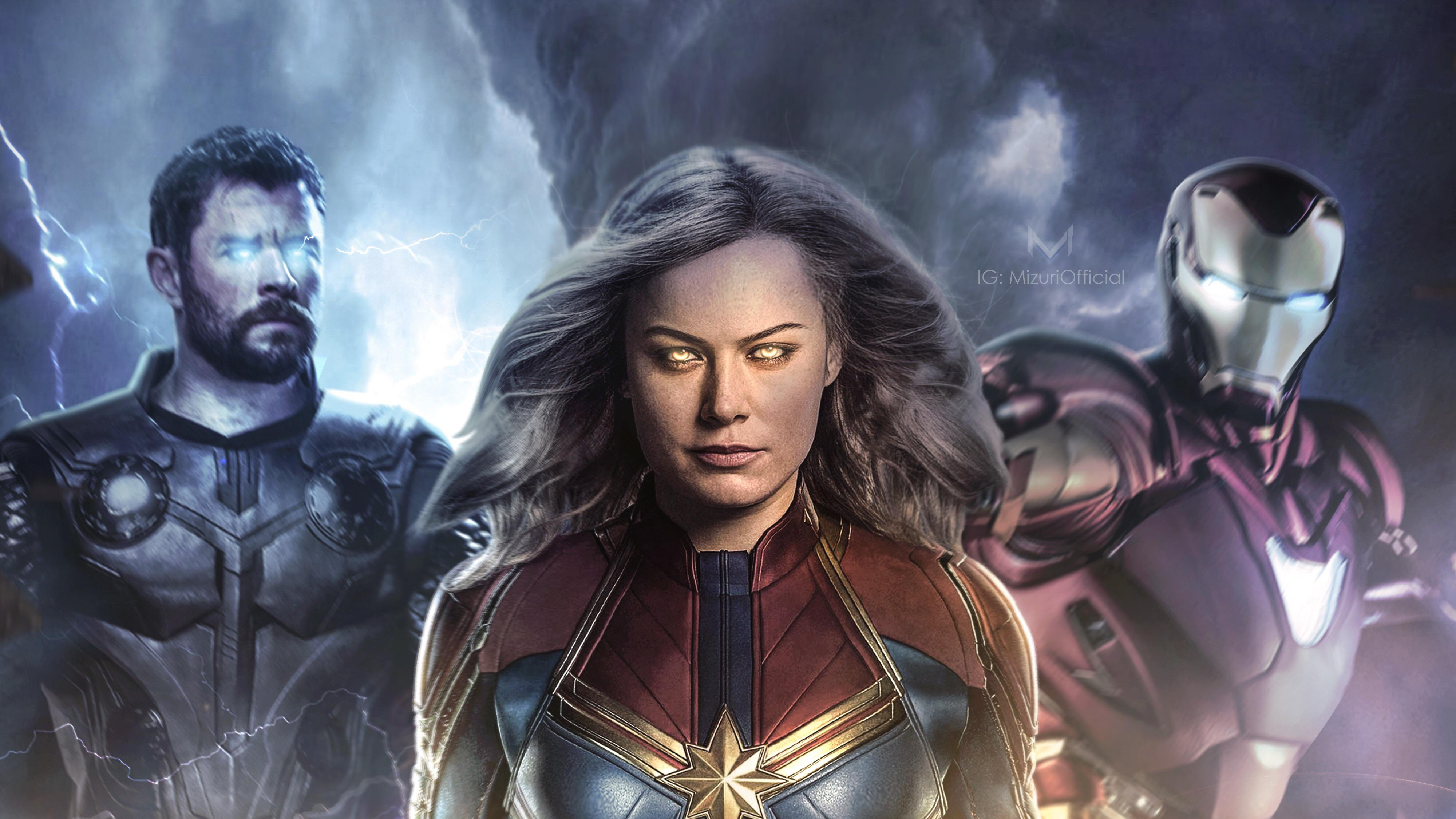 Avengers 4 Endgame 4K/HD Wallpapers Download (Mobile & PC ...