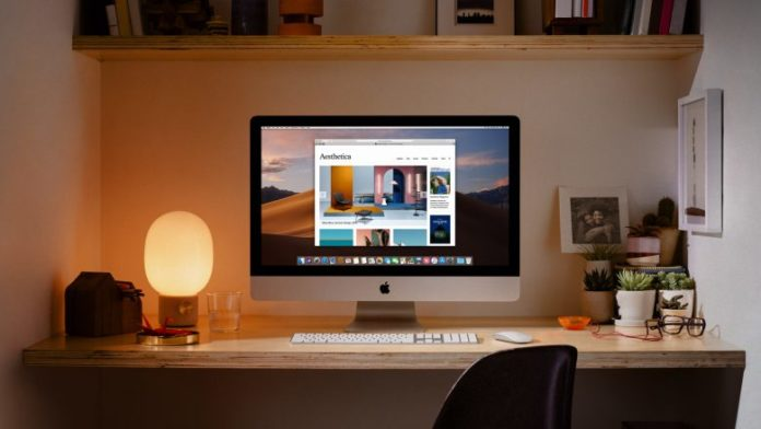 Apple has updated the iMac line with advanced specifications