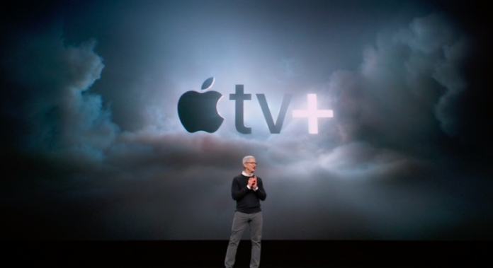 Apple introduces TV+ movie service like Netflix