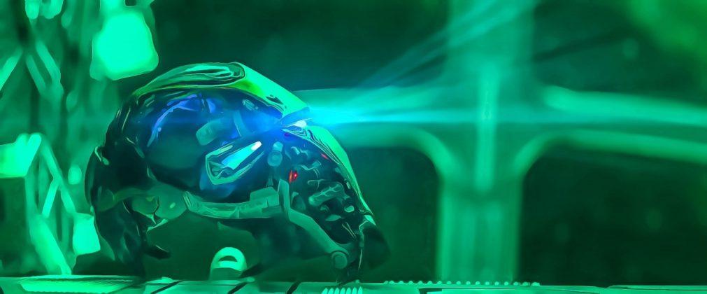 Avengers 4 Iron Man 4K Background by Mixmasterarne 1280x532