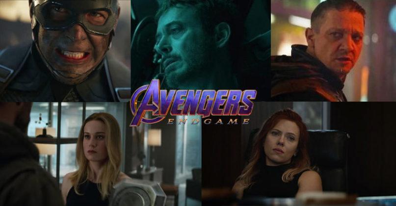 Avengers Endgame wallpaper 2