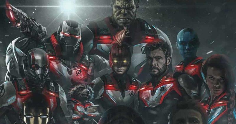 Avengers Endgame wallpaper 4