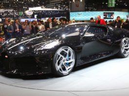 Bugatti La Voiture Noire - Most Expensive new Car Revealed