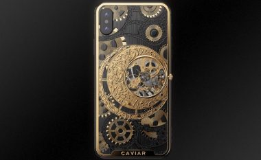 Caviar iPhone Tourbillon