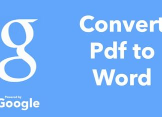 Convert a PDF File Into an Editable Text Document (How to)