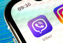 """Even Viber app has a """"Dark Mode"""""""