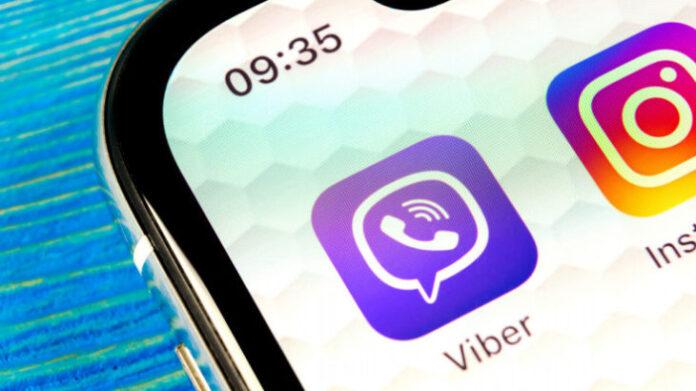 Even Viber app has a