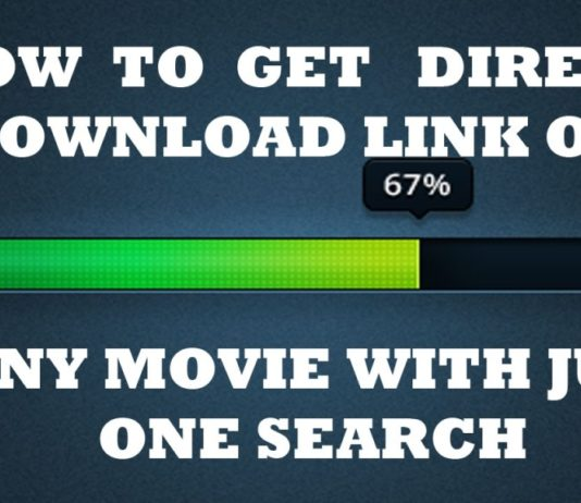 How to Find Direct Download Link Of Any Movie (Two Methods)