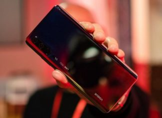 Huawei P30 Pro will support 40W charging