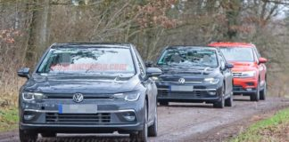 Meet the 2020 Volkswagen Golf Mk8 - Spy Photos