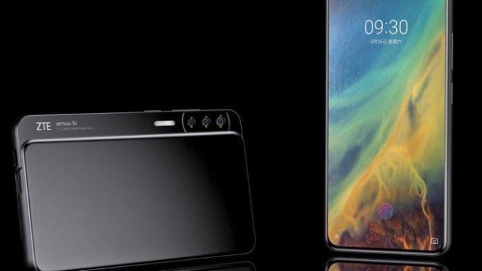 Meet the two ZTE smartphones with unusual cameras