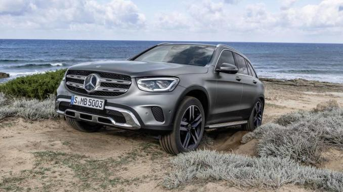 Mercedes-Benz brings GLC with new engine and technology