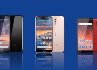 New Nokia smartphones bring modern designs for less than $170
