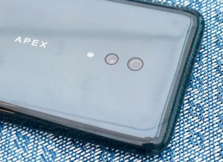 Vivo Apex 2019 - A full-screen phone without any buttons or ports