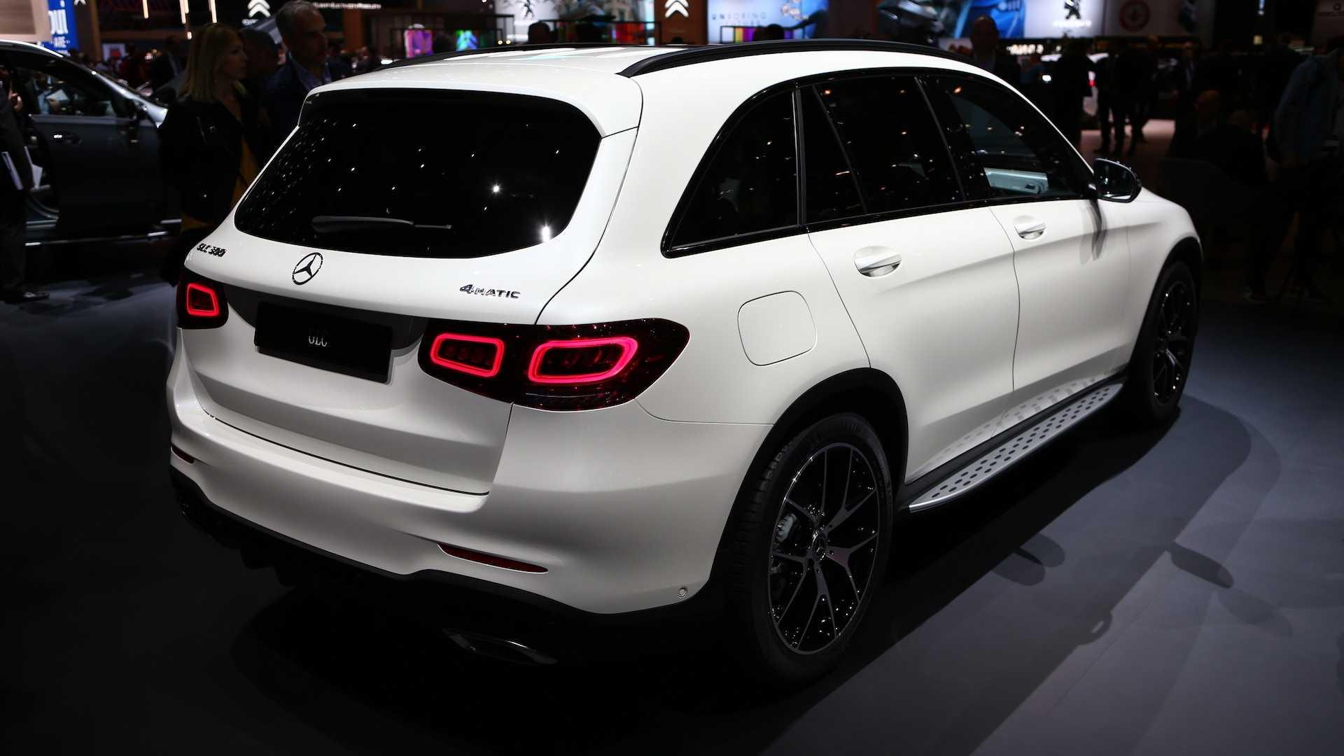 2020 Mercedes Benz Glc Quot Facelift Quot Revealed Neoadviser