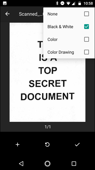 How To Scan Documents on Android: Google Drive
