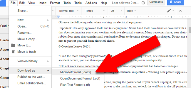 How to Convert a PDF File Into an Editable Text Document