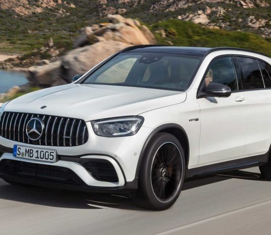 This is 2019 Mercedes-AMG GLC 63: The fastest SUV in the world