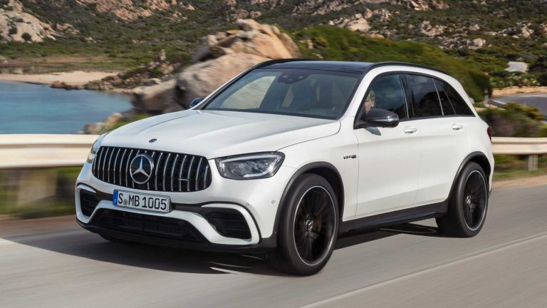 This is the 2019 Mercedes-AMG GLC 63: The fastest SUV in the world