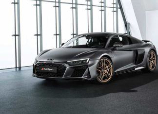 2020 Audi R8 V10 Decenium Special Edition will cost more than Audi R8