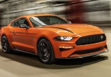 2020 Ford Mustang EcoBoost High Performance Package with 325 HP Revealed