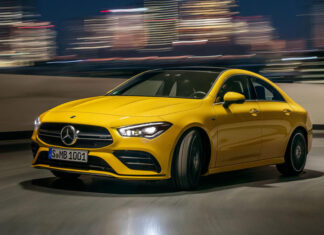 2020 Mercedes-AMG CLA 35 Revealed