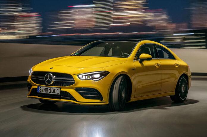 2020 Mercedes-AMG CLA 35 Revealed