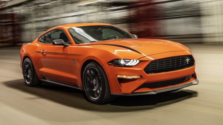 2020 ford mustang ecoboost high performance package 1 2