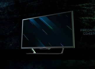 Acer has a new 4K gaming monitor