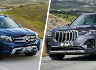 BMW X7 Vs. Mercedes GLS