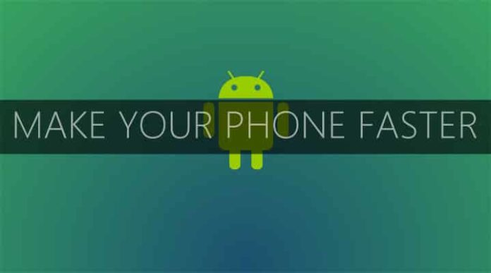 How to make your Android smartphone faster (5 Tips)