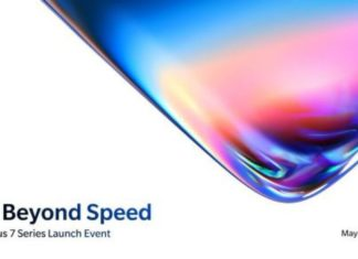 Official: OnePlus announces the launch date and time of OnePlus 7