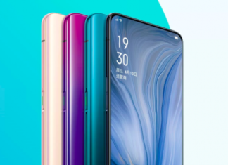 Oppo Reno flagship with 10x optical zoom, side-swing pop-up selfie camera Launched