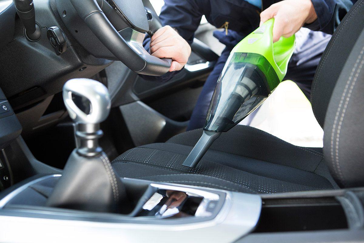 Protect the car interior