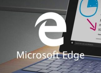 The first version of the Microsoft Edge browser based on Chrome is available